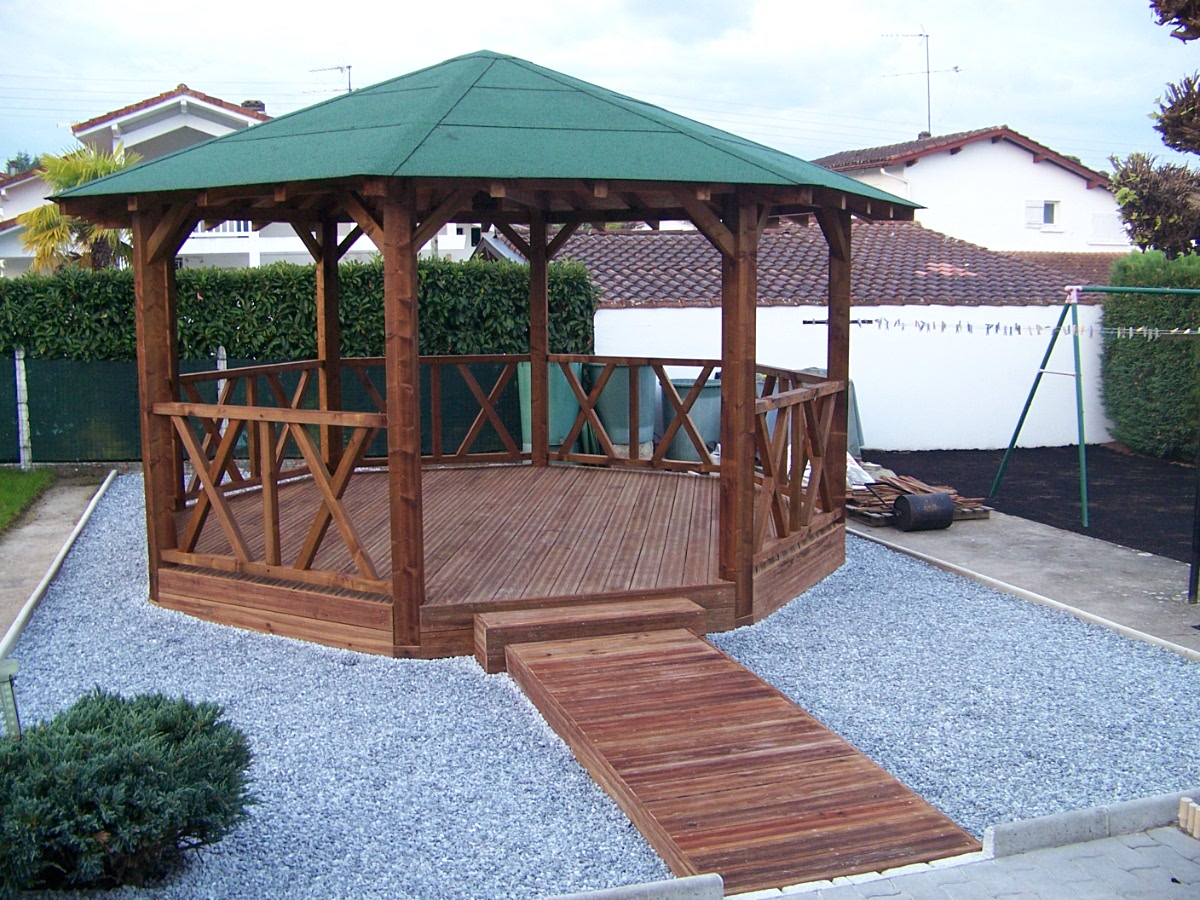 abri jardin sur mesure - pergola personnalisée - kitabris.fr